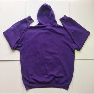 AS Sports Shirts - University Of Washington Pullover Sweatshirt Large